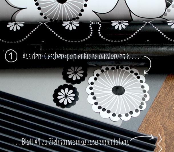 Türchen 15 – Paperwheels von r o t f u x | Cornelia Ziss