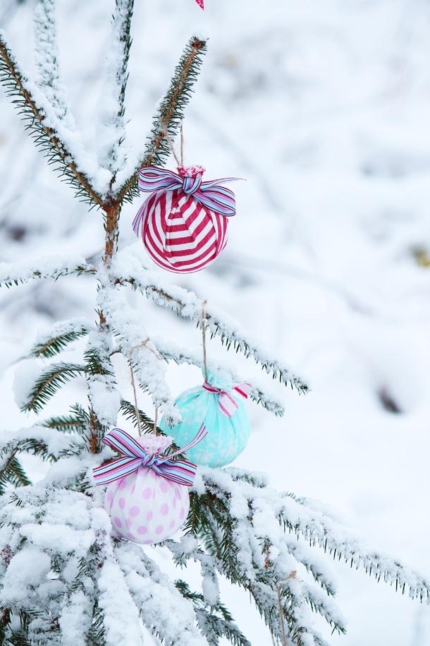 Tuerchen 18 - Weihnachtsbaumkugeln von Syl loves