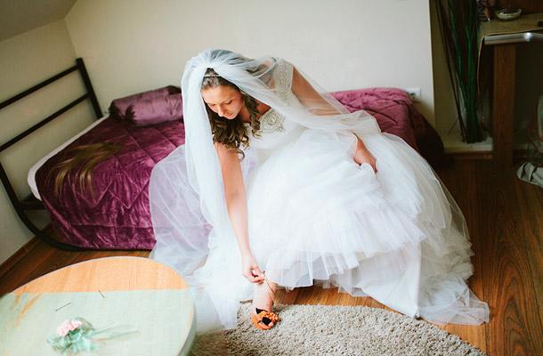 Idyllisches Hochzeitsvergnügen von Cristian Ana Photography