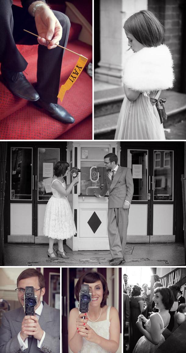 Filmreife Hochzeit von Alison und Tiom fotografiert von Mark Tattersall