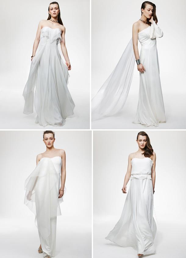 ambachervidic Brautmodenkollektion 2013