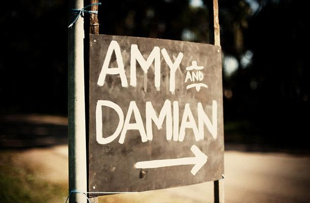 Amy und Damians Hochzeit bei Simple Thing Studio