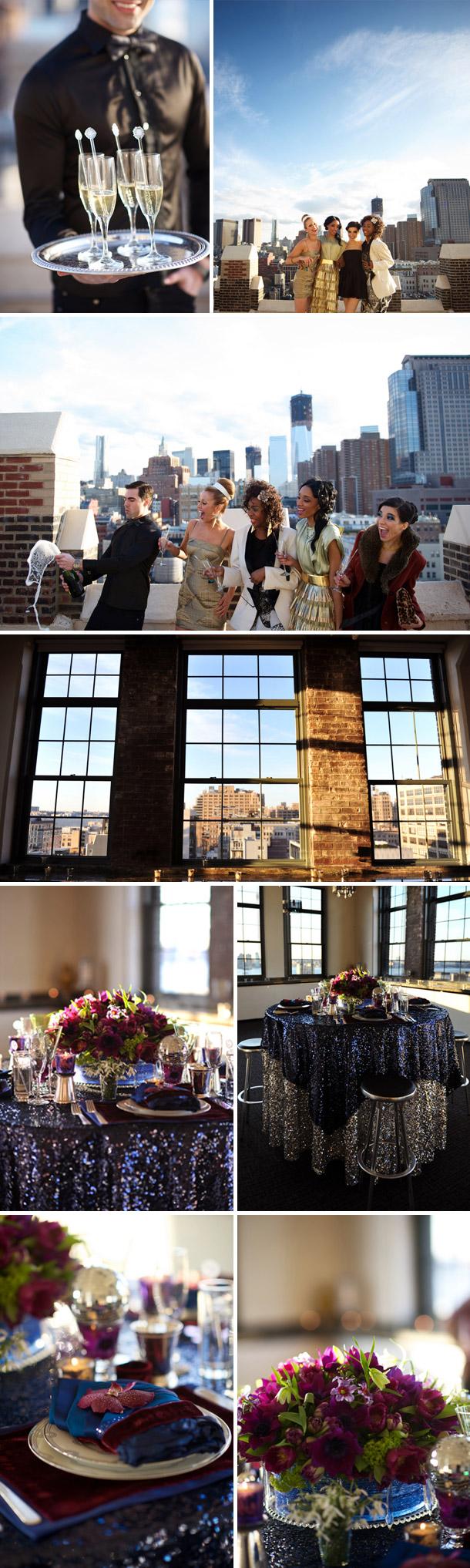 Brautkleid Shopping in New York von Andrea & Marcus