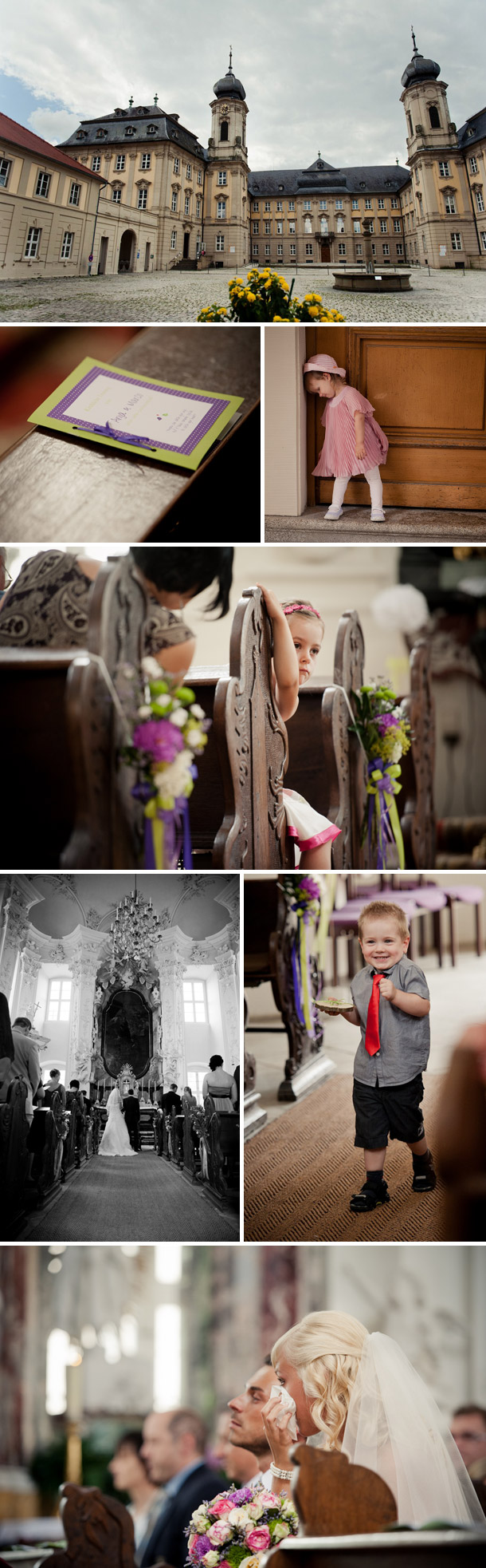 DIY-Hochzeit im Schloss Werneck