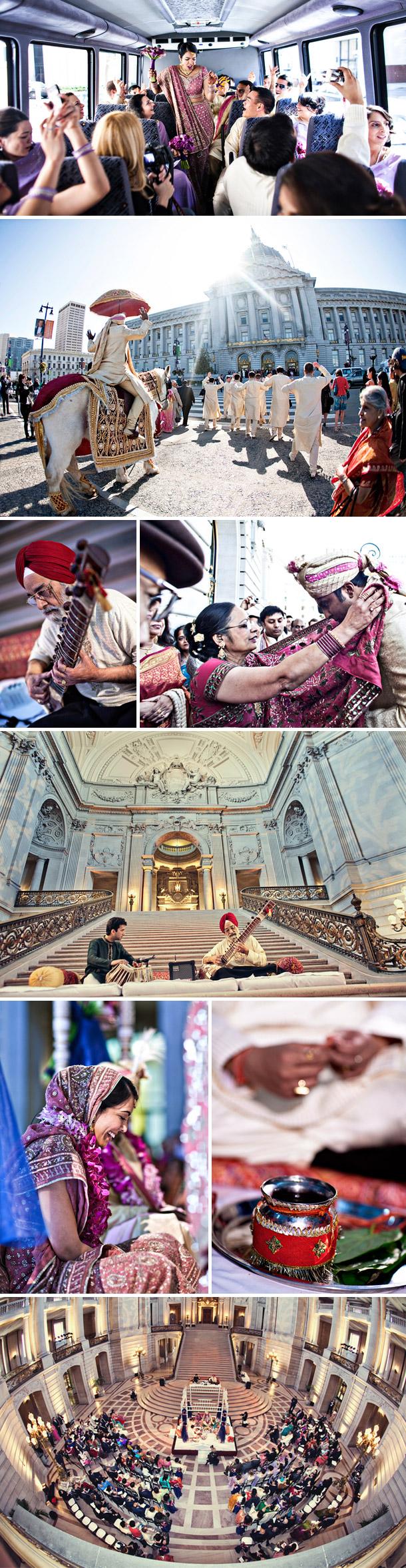 Indische Traumhochzeit bei Joy Marie Photographers