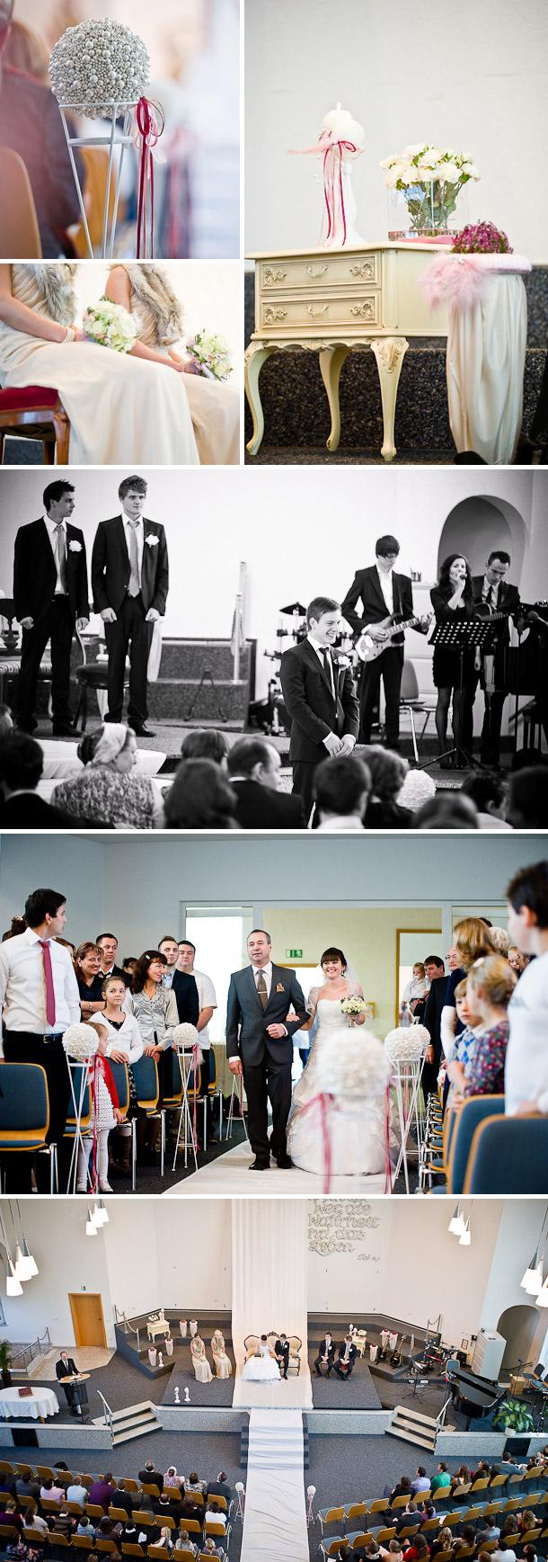 Anna und Romans Hochzeit bei Jon Pride Photography