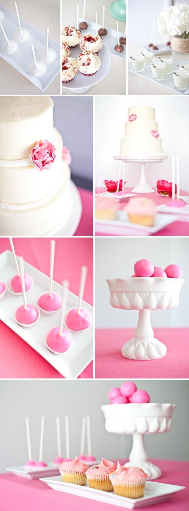 Desserttisch Inspirationen bei Anneli Marinovich Photography