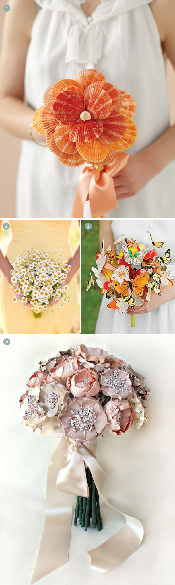 Ausgefallene Brautstrauss Inspirationen Hochzeitswahn Sei Inspiriert