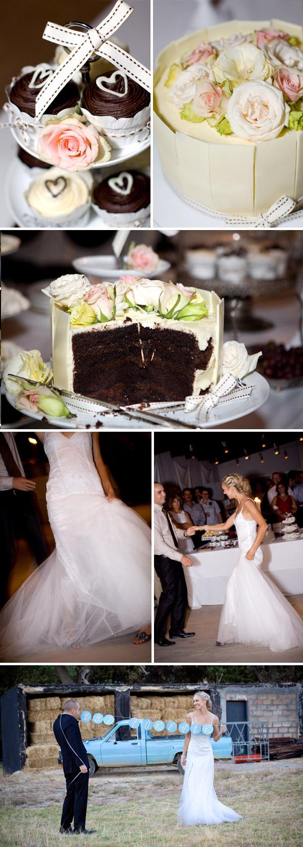 Hochzeit von Barbara und Johan von Anel Photography