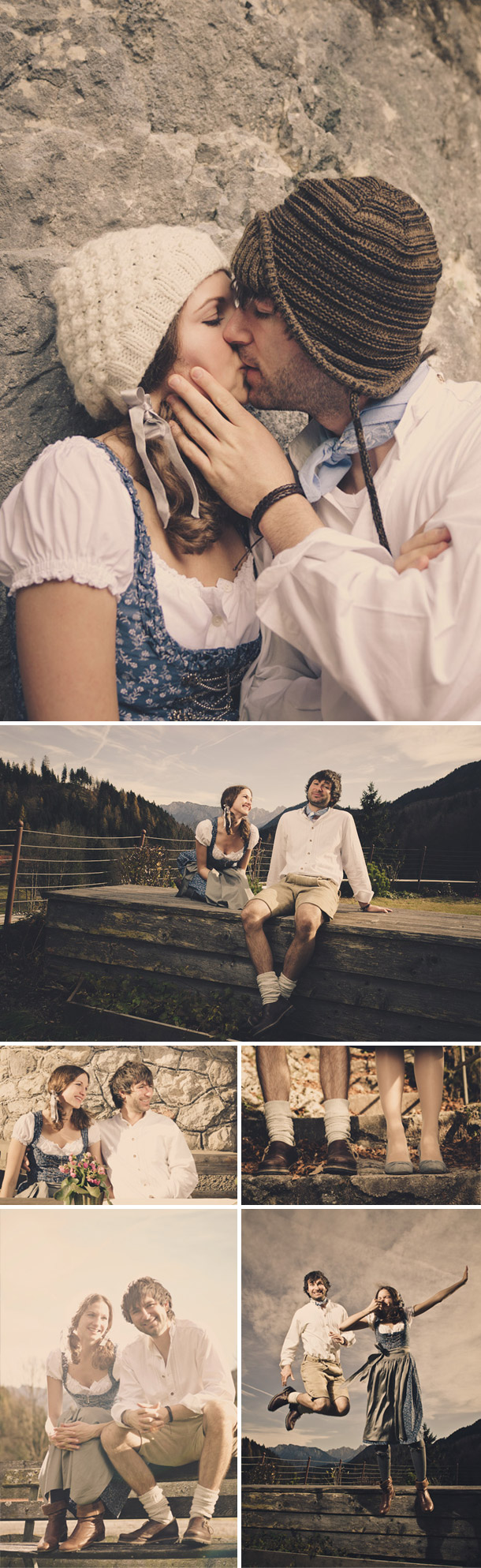 Beatrice und Johann's Verlobung bei frankdaniels photography