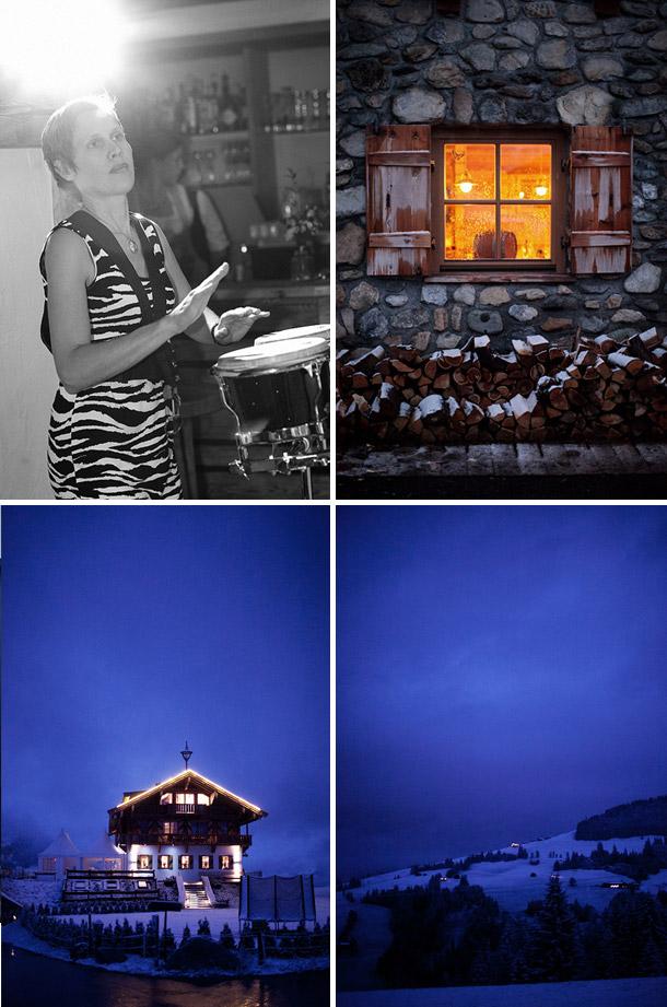 Tiroler Winterhochzeit von Birgit Hart Photography