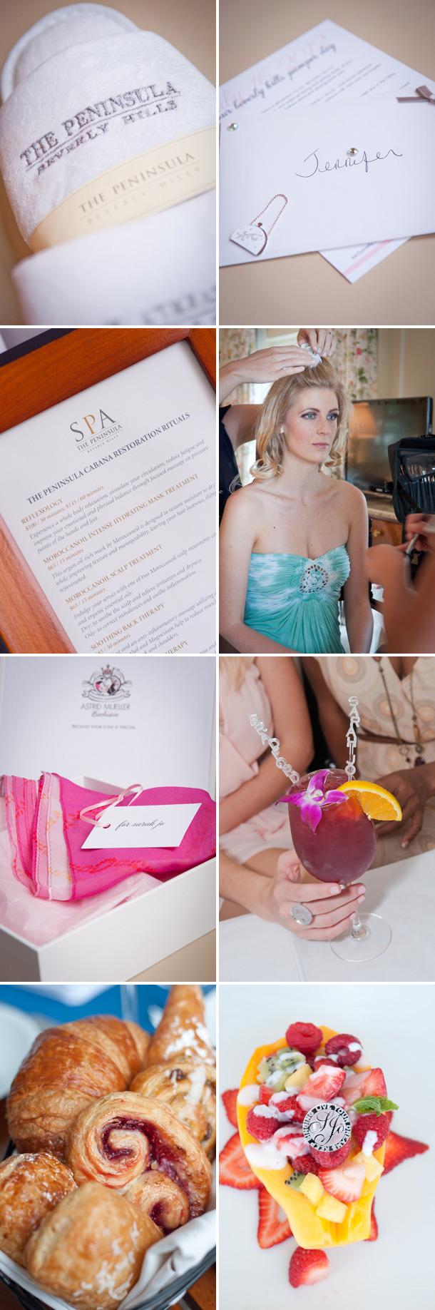 Ein Glamour-Tag fuer die Maedels von Kishana Highgate