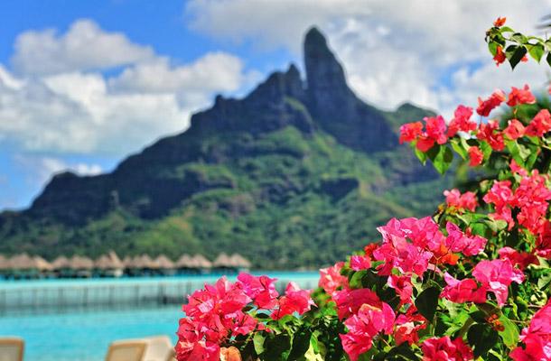 Romantische Traumhochzeit auf Bora Bora