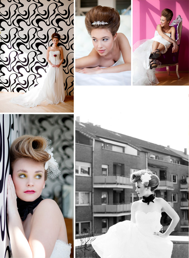 Brautstyling bei Doreen Kuehr Photography