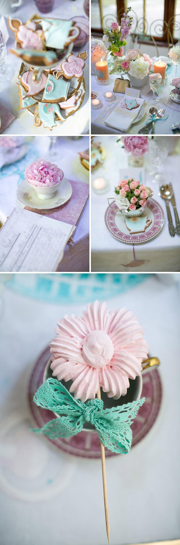 Teeparty Inspirationen vom Hochzeitsworkshop bei Carmen und Ingo Photography