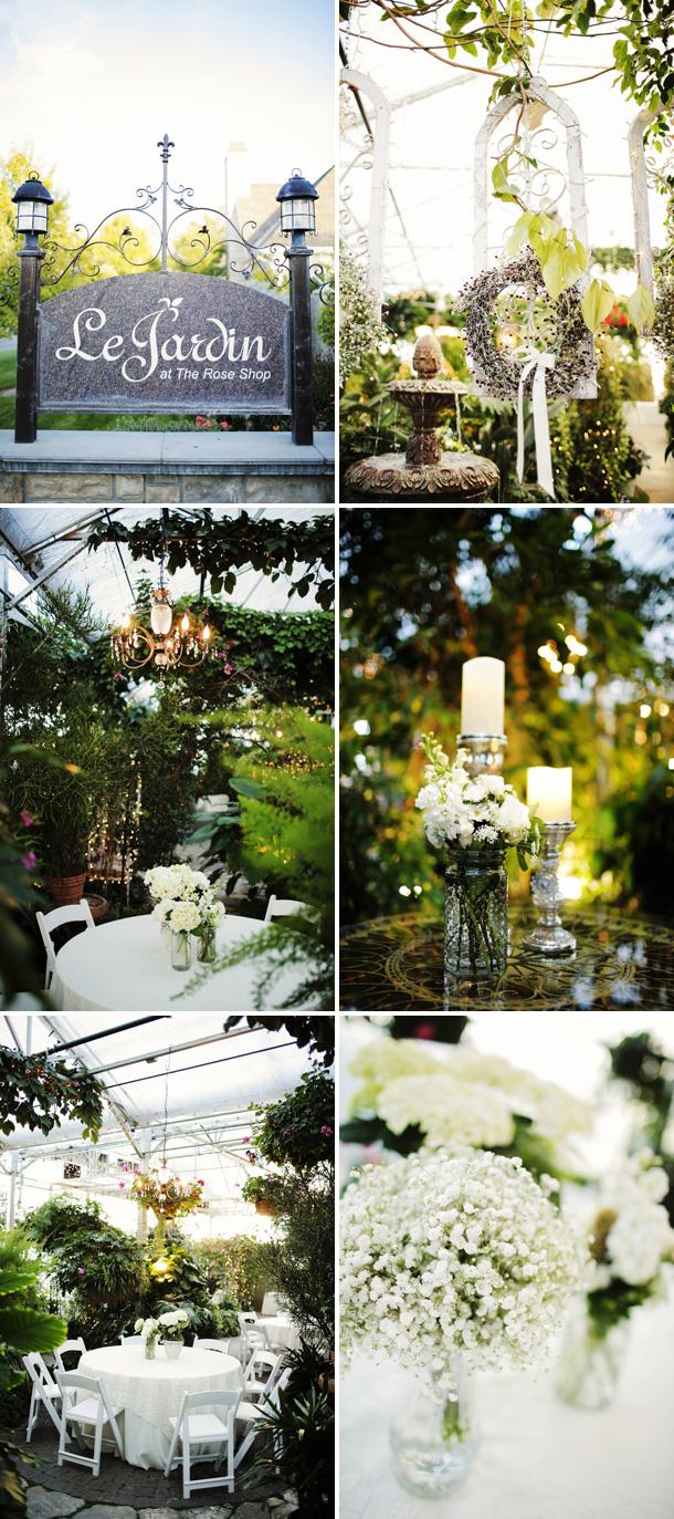 Rustikal-Elegante Utah Hochzeit von Gideon Photography