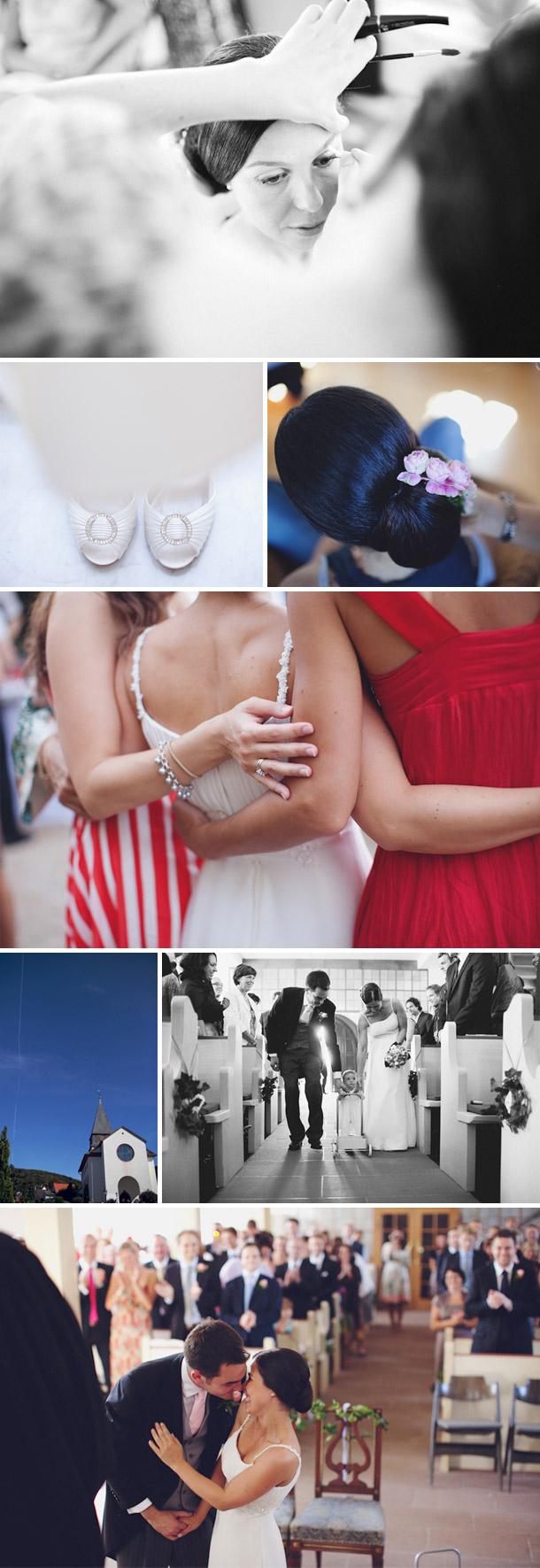 Celi und Franks Hochzeit bei Chris Spira Photography