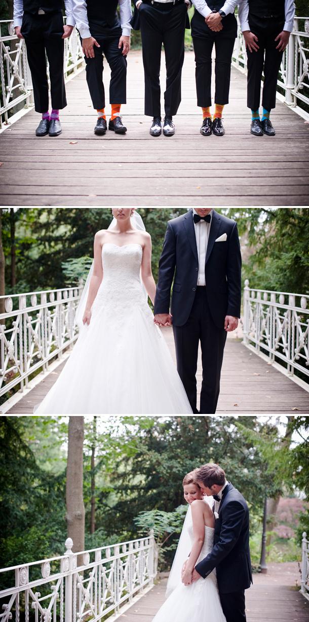 Christina und Ken's DIY-Hochzeitstraum