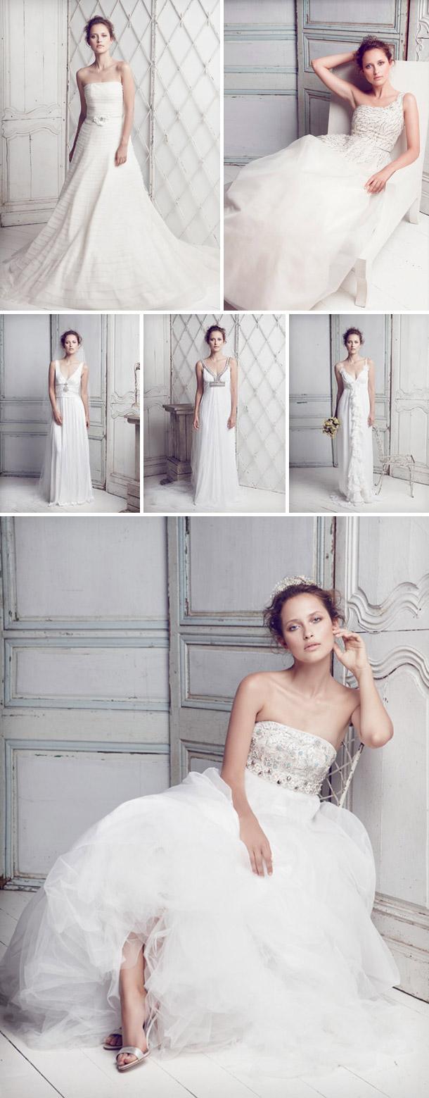 Collette Dinnigan Hochzeitskollektion Sommer 2011
