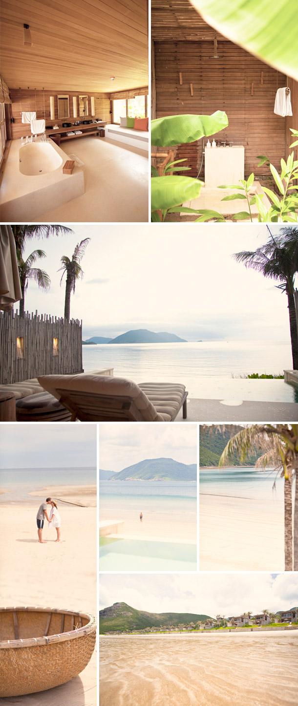 Flitterwochen in Six Senses - Con Dao - Vietnam