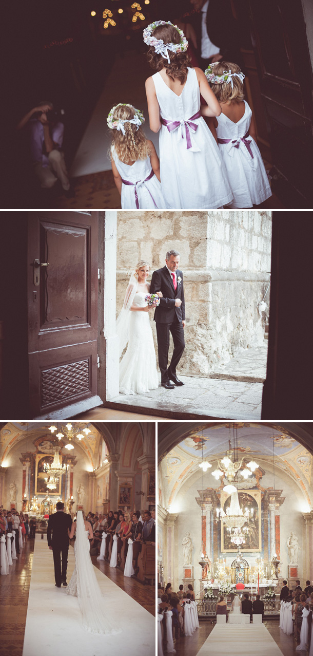 Kroatische Schlosshochzeit von Dalibora Bijelic Photography