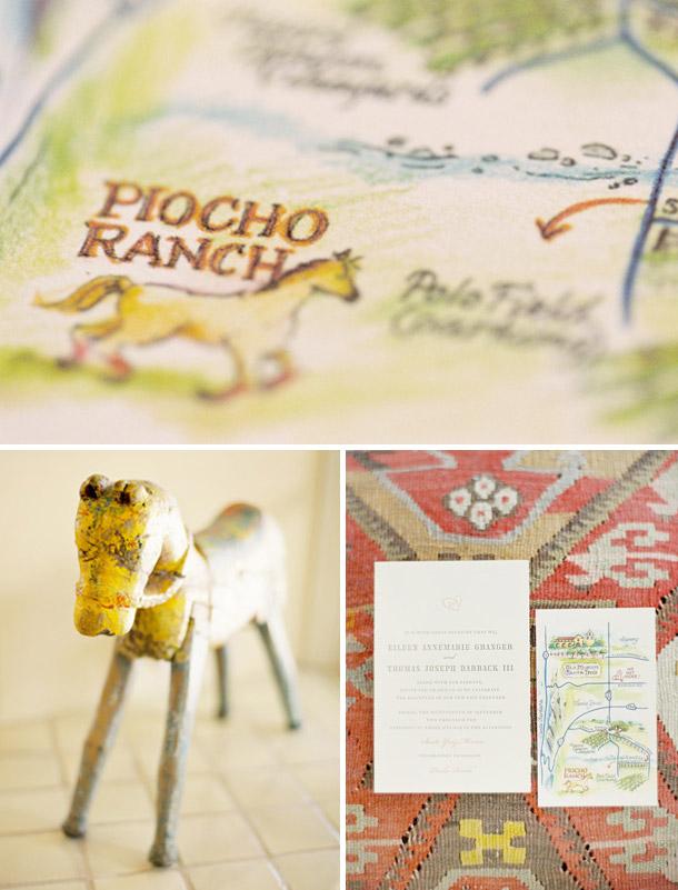 Piocho Ranch Hochzeit von Eileen und TJ fotografiert von Jose Villa