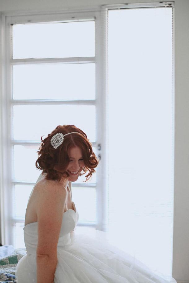 Eliza und Alex's Hochzeit in Melbourne von Feather and Stone Photography