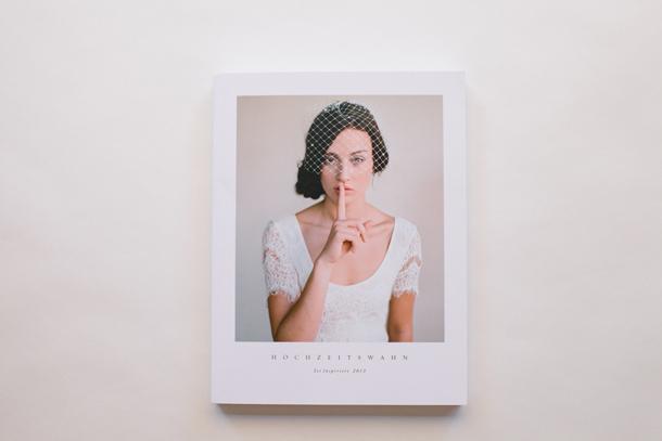 Hochzeitwahn Sei Inspiriert 2013 - Cover von Elizabeth Messina