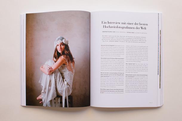 Im Gespraech mit Elizabeth Messina - Hochzeitswahn Buch - Sei Inspiriert