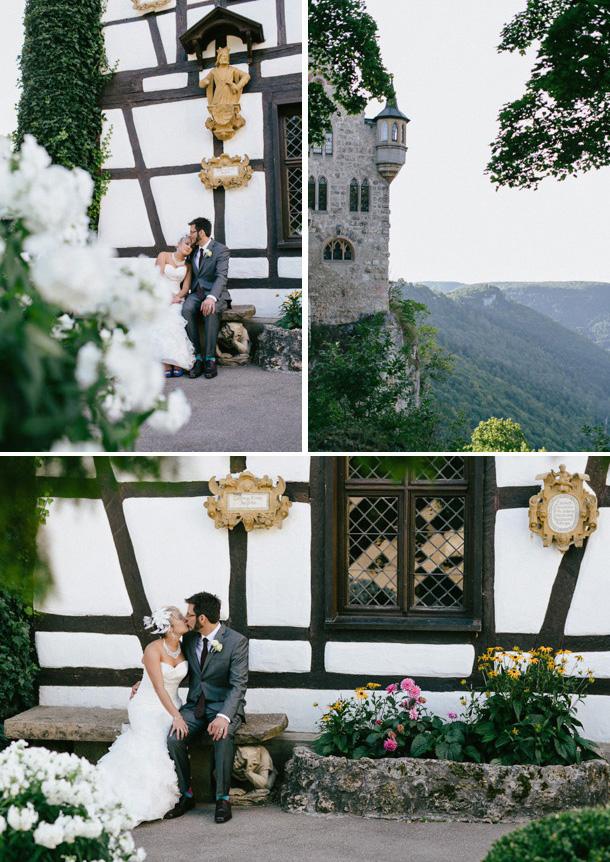 Schloss Lichtenstein Hochzeit von Birgit Hart