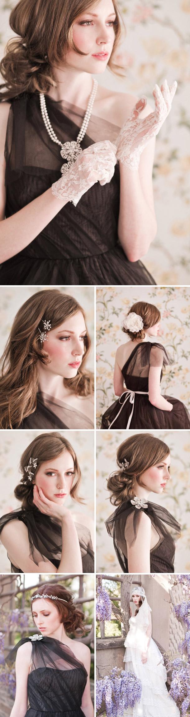 Zauberhafte Accessoires von Enchantes Atelier