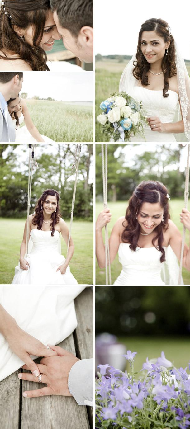 Fatima und Niels Hochzeit bei Troistudios Photography