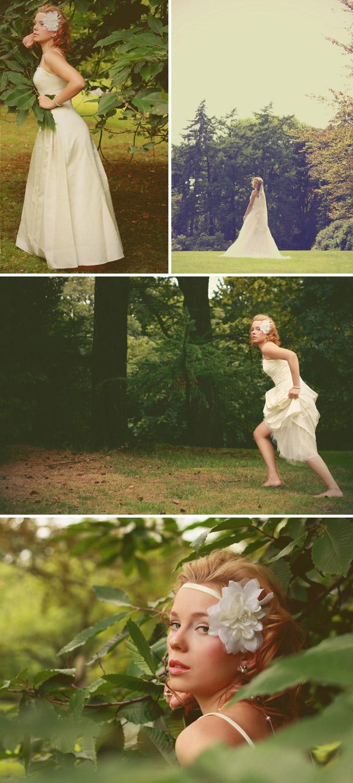 Brautshooting von Gasoline Photography