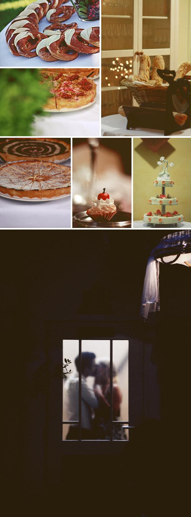 Landauer Hochzeit von Gasoline Photography