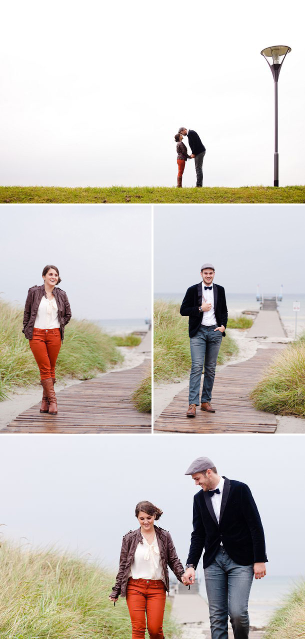 Heiratsantrag an der Ostsee von Pink Pixel Photography