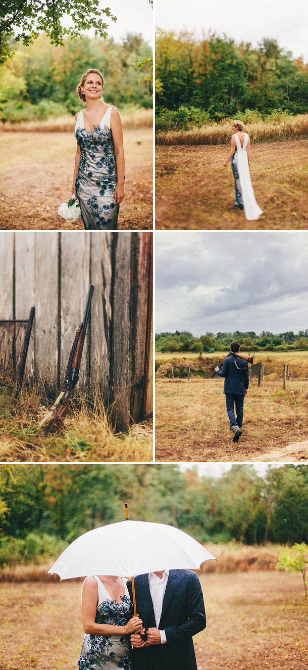Kroatische Gartenhochzeit von PJ Photos
