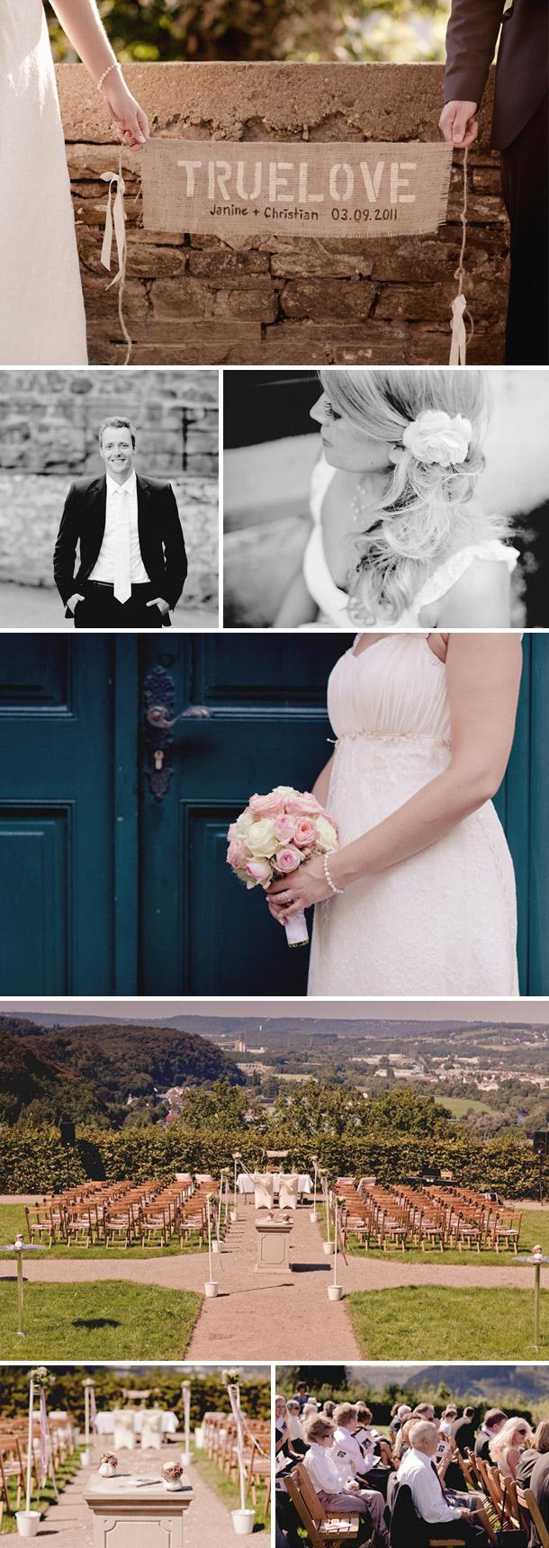 Janine und Christians Hochzeit im New York Style bei Lene Photography