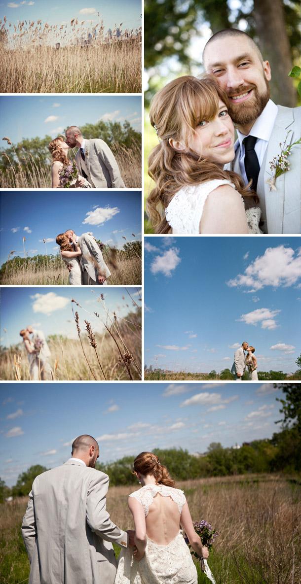 Jenn und Barrets Hochzeit von Love Me Do Photography