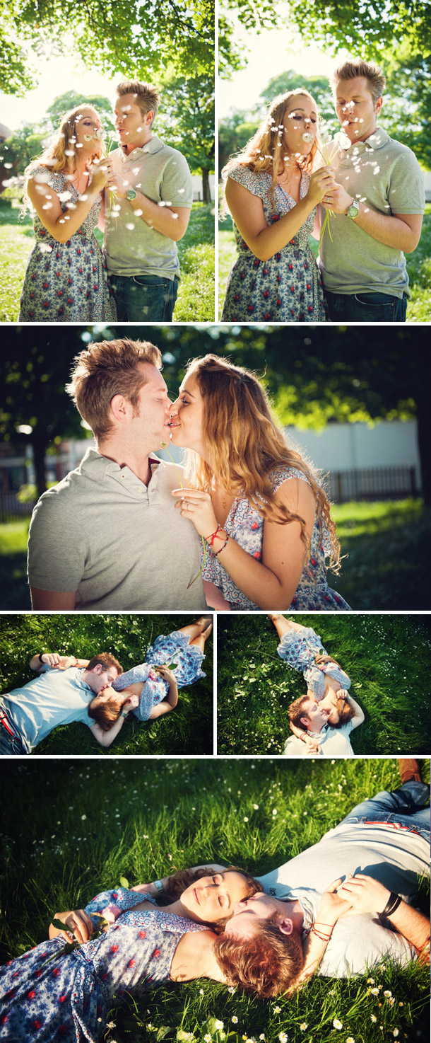 Jenny und Dominic verlobt von Claire Morgan Photography