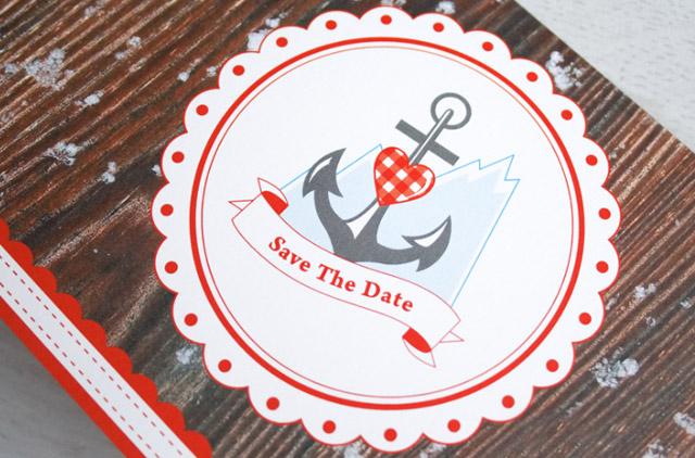 Karina Gold Designs fuer Einladungskarten zur Hochzeit