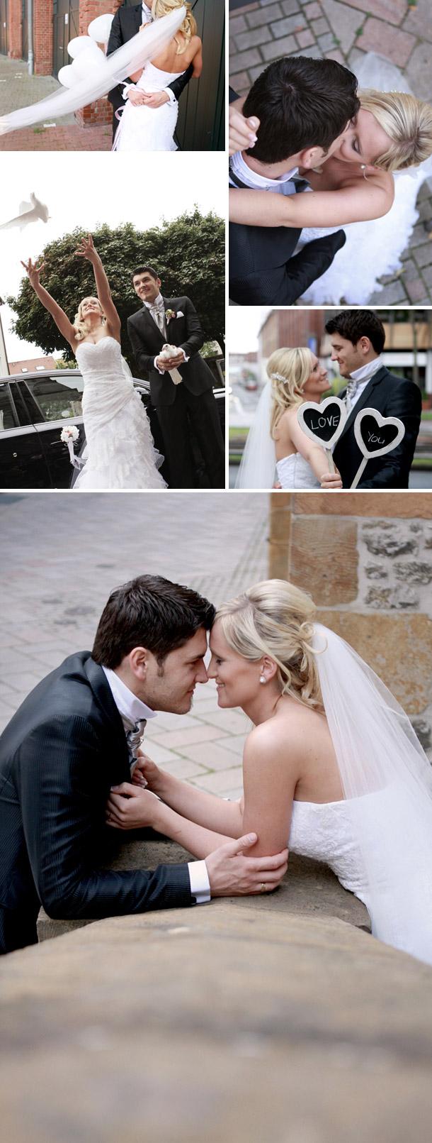 Katy und Bens Hochzeit von Cornelia Krein Photography