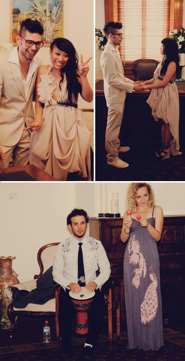 Kimi und Adam verheiratet von Xenia Berg - Hochzeitsfotografin