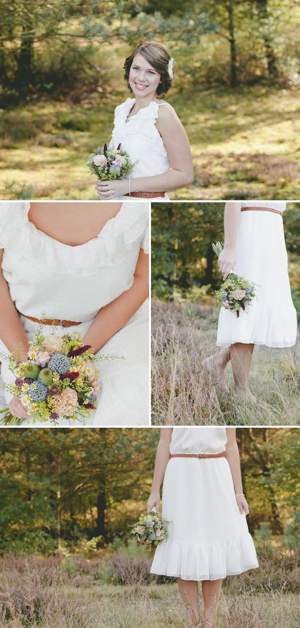 Vintage Brautkleider von Lena Hoefs