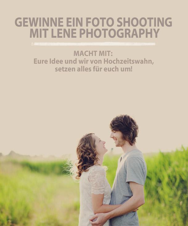 Gewinne ein Foto Shooting mit Lene Photography