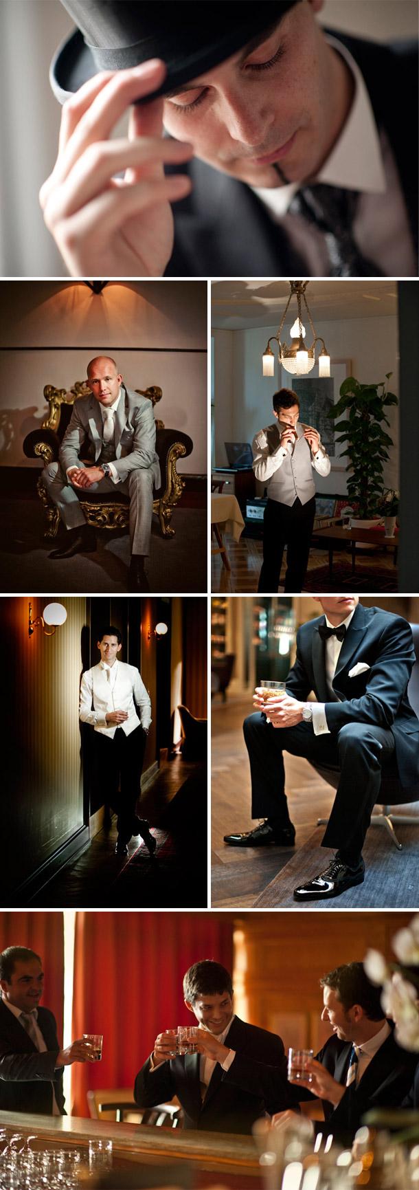 Bräutigam Impressionen von Magnus Bogucki Photography