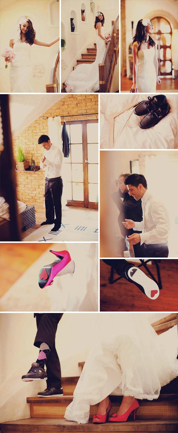 Maira und Luis verheiratet - fotografiert von Xenia Berg