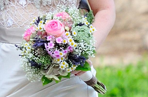 Brautstrauss Impressionen von Marlen Mieth