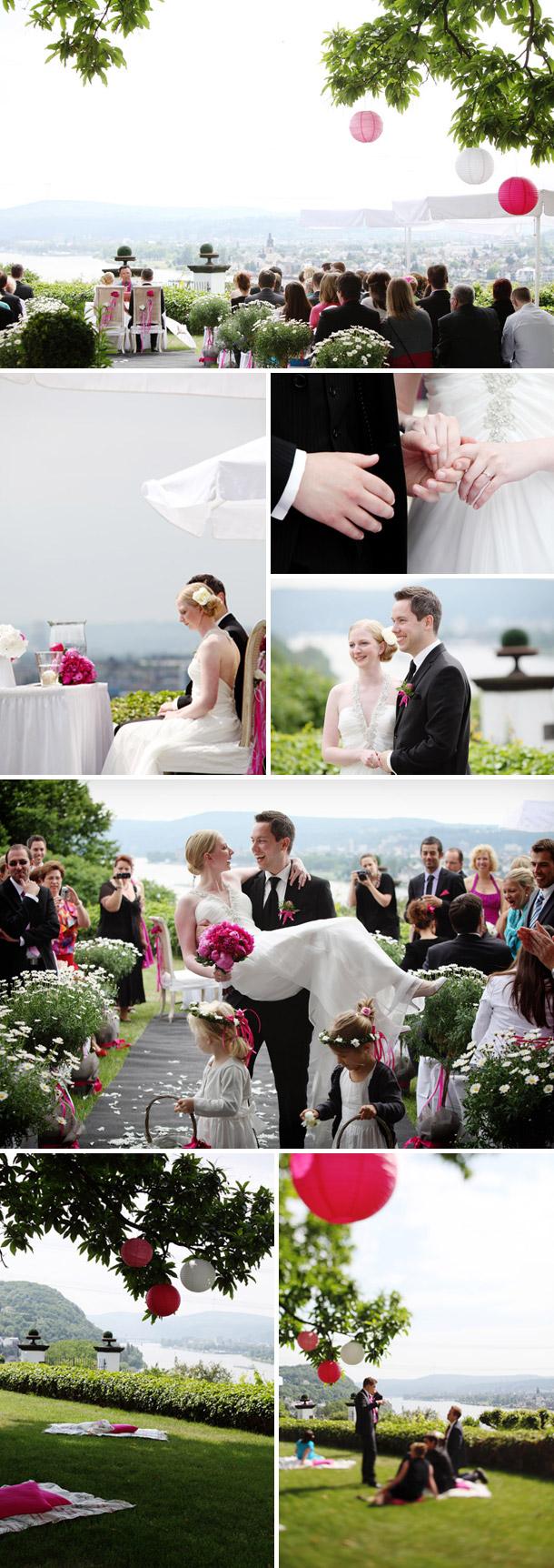 Klostergut Besselich Hochzeit von Doreen Kühr