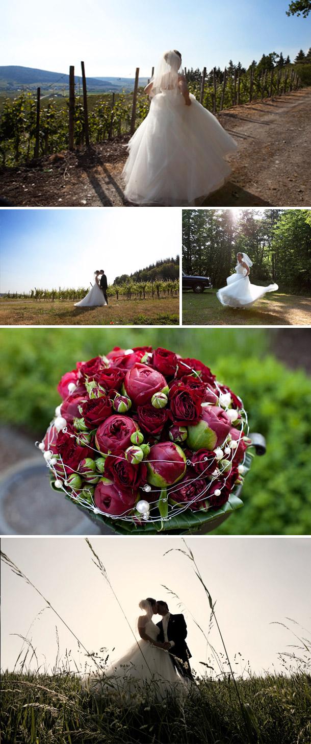Melanie und Svens Hochzeit bei SuQu