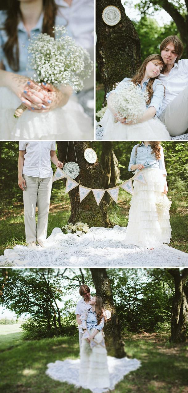 Eine After Wedding Begegnung im Grünen von Cristian Ana Photography